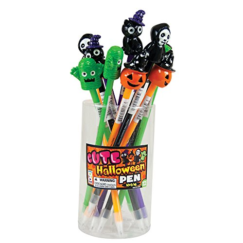 Raymond Geddes Cute Halloween 12/Tub Ballpoint Pen (70143) -