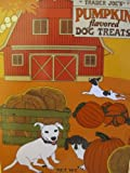 Trader Joe's Pumpkin Flavored Dog Treats 16 oz. box For Sale
