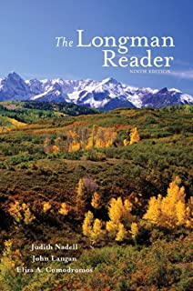 Amazon the longman reader 6th edition 9780321142634 judith the longman reader 9th edition fandeluxe Choice Image