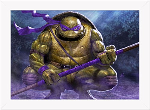 Cuadro Decorativo Tortugas Ninja: Amazon.es: Hogar