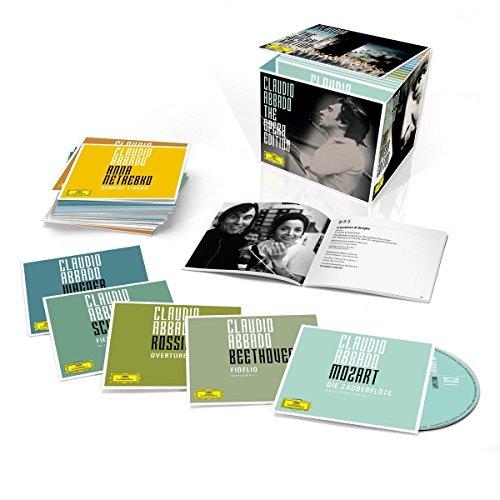 Claudio Abbado Opera Edition [60 CD] by Deutsche Grammophon