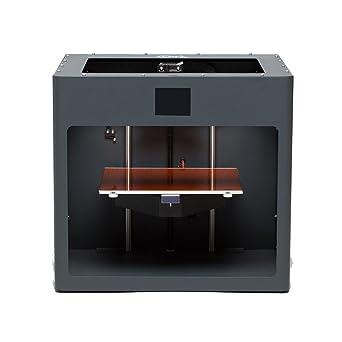 Impresora 3d craftunique craftbot Plus gris antracita: Amazon.es ...