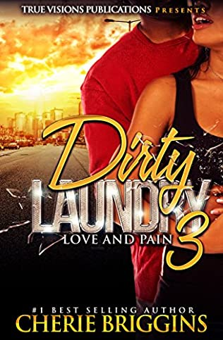 book cover of Dirty Laundry 3