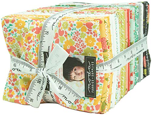 Moda Strawberry Jam Fat Quarter Bundle by Corey Yoder of Little Miss Shabby 29060AB