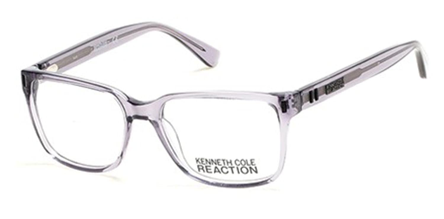 fa9996dd07b Eyeglasses Kenneth Cole Reaction KC 0786 020 grey other at Amazon Men s  Clothing store