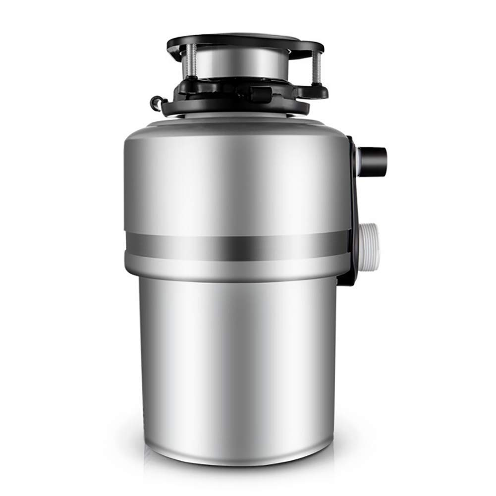 Kitchen Garbage Disposal, Household Compact Food Waste DisposerFeed,33 18cm,4000 RPM,220V