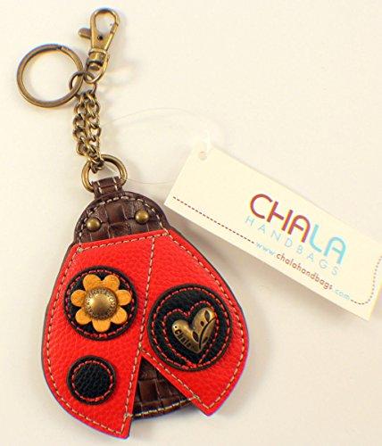 Chala Coin Purse - Key Fob - -