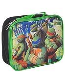 Teenage Mutant Ninja Turtles Ninja Lunch Insulated Lunchbox - black/multi, one size