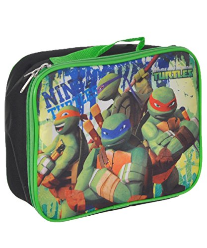 Teenage Mutant Ninja Turtles Ninja Lunch Insulated Lunchbox