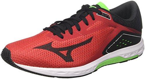 Formula Sonic Black One Mizuno Chaussures Running Homme De Wave Y00B5xq8