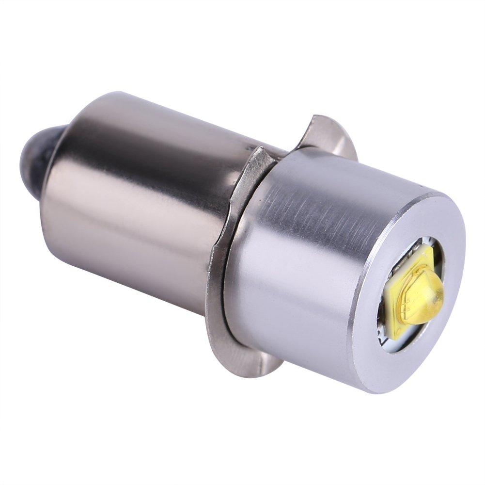 P13.5s 5W 6-24V 高輝度 LED 緊急作業灯 懐中電灯 交換用 明るい電球 トーチ 懐中電灯用 取り付け簡単 B07HH5P28D