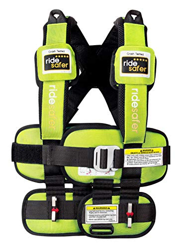Ride Safer Travel Vest Gen 5, Small, Yellow