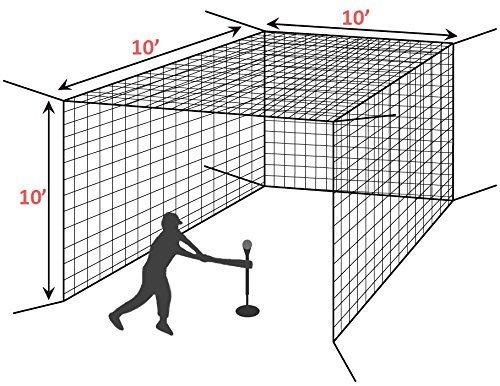 36 Batting Cage Net - 7