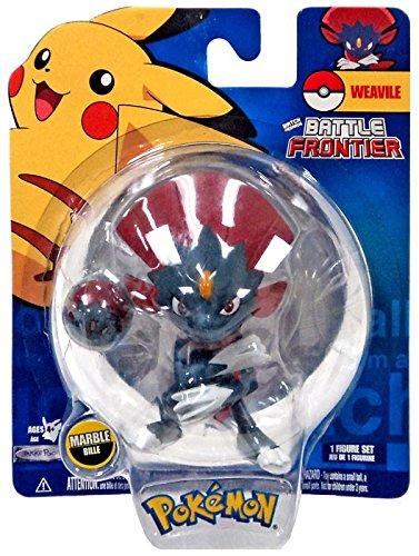Jakks Pacific Pokemon Battle Frontier Series 2 Weavile Figure Battle Frontier Series 2 Figure