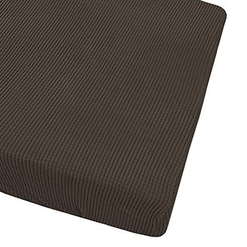 ANJUREN Sofa Couch Chair Loveseat Seat Cushion Slipcovers Co