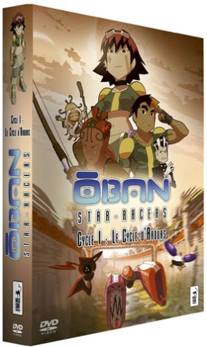 Oban Star Racers - Cycle I : Le Cycle d'Arouas