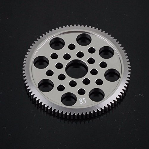 ShareGoo Metal 48P Spur Gear 85T for Sakura D3 Cs S Xi XIS 1/10 Drift Racing Car