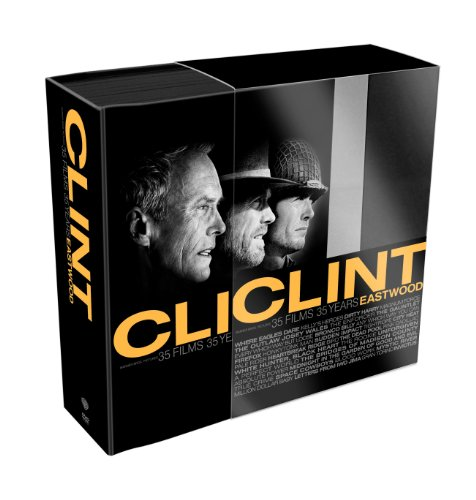 Buy clint eastwood 35 films 35 years
