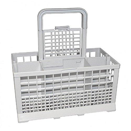 Premium Besteckkorb Universal für 60cm Spülmaschine Korb Geschirrkorb für Geschirrspüler zb für BSH Miele Siemens