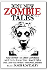 Best New Zombie Tales (Vol 3) Paperback