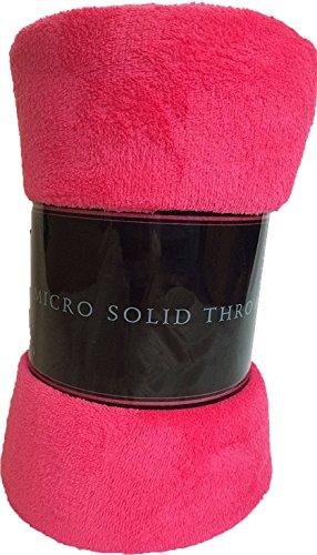 LuxuryDiscounts Super Plush Fleece Blanket product image