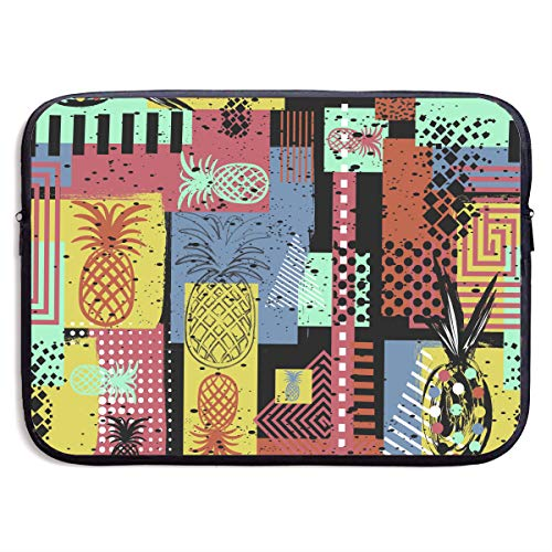 Abstract Creative Trendy Pattern Laptop Sleeve Case Bag Cove
