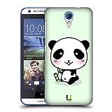 Head Case Designs Plant Bamboos Kawaii Panda Hard Back Case for HTC Desire 816