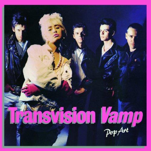 Transvision Vamp: Pop Art (Re-Presents) (Audio CD)
