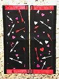 Refrigerator Door Handle Covers Set of Two