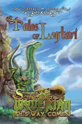 Something Wyverian This Way Comes (Tales of Lentari Book 2) (English Edition)