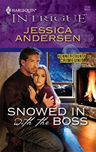 Snowed in with the Boss (Kenner County Crime Unit)