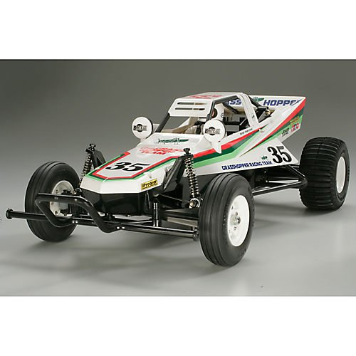 Tamiya 58346 The Grasshopper RC Car (Radio Controlled Cars For Adults compare prices)