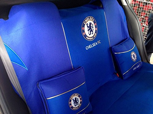 Chelsea FC Rear Car Seat Cover
