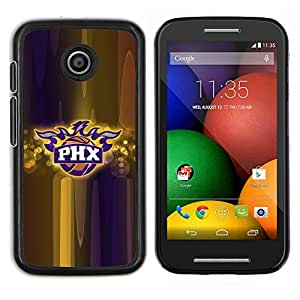 Smartphone duro funda protectora para Motorola Moto E/funda TECELL tienda/PHX pulposo