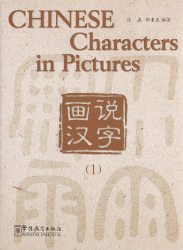 Chinese Characters in Pictures: Finding Art, History, and Logic in Written Chinese ebook