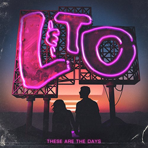 These Are The Days Album Cover