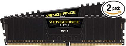 Corsair 16gb Vengeance Lpx Ddr4 Sdram Memory Module 16 Gb 2 X 8 Gb - Ddr4