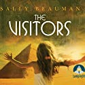 The Visitors Audiobook by Sally Beauman Narrated by Laurel Lefkow
