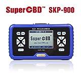 SuperOBD Original SKP 900 Key Programmer V3.2 Support Almost All Vehicle Models with Lifetime Free Update