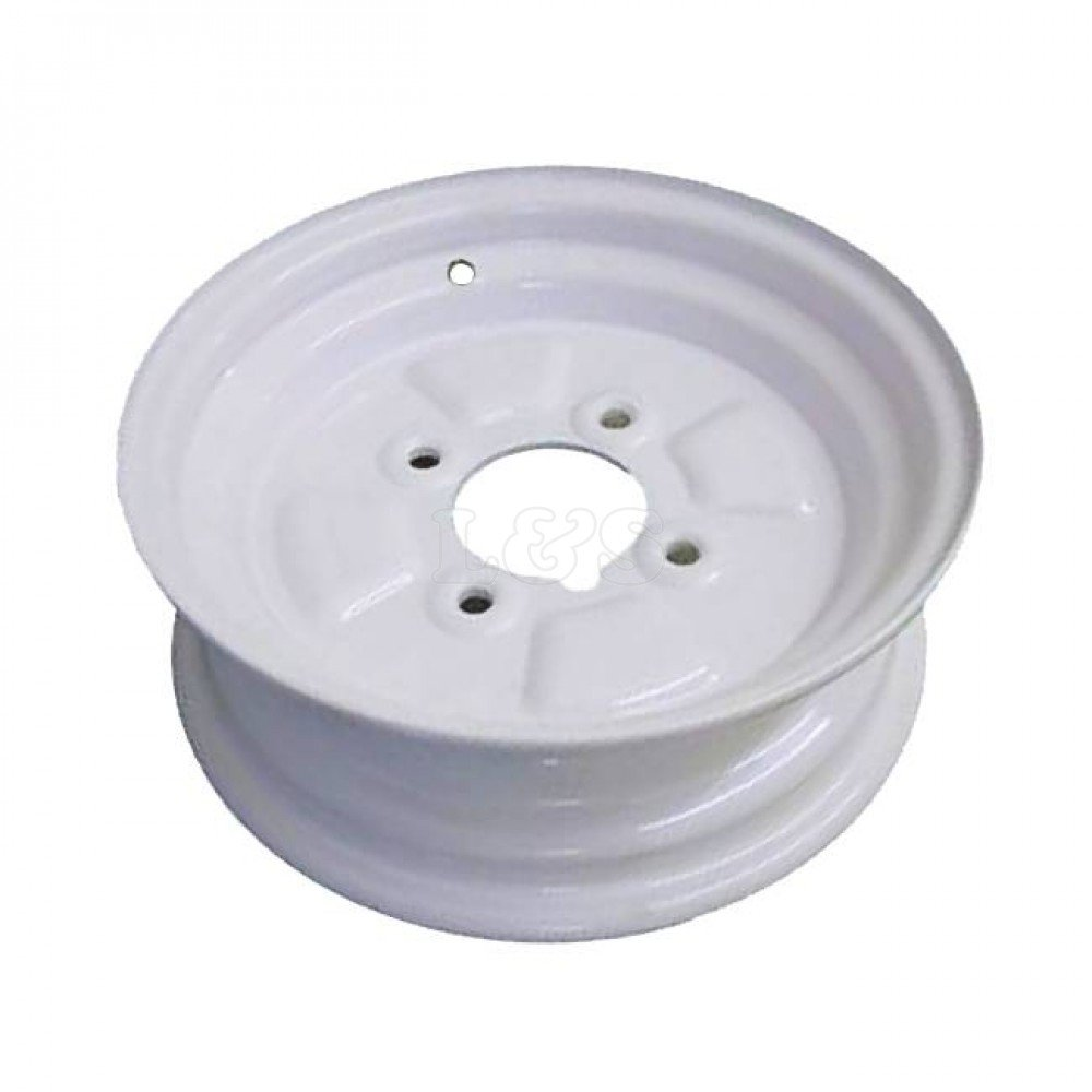 8' Pressed Wheel Trailer Wheel Rim Only L&S Engineers