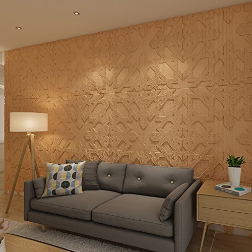 - iLXHD 3D Brick Wall Sticker Self-Adhesive Foam Wallpaper Panels Room Home Decal