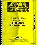 img - for Caterpillar Engine Service Manual (CT-S-ENG 3208) book / textbook / text book