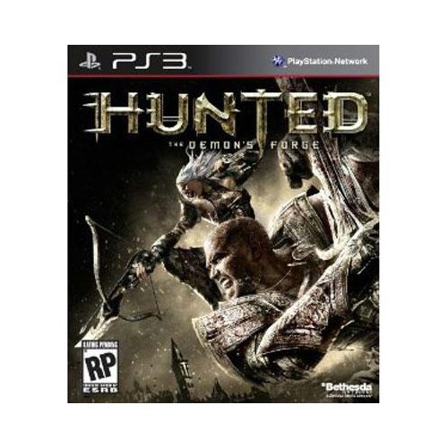 Price comparison product image Hunted: The Demon's Forge PS3
