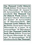 One Thousand Useful Mohawk Words %28Moha