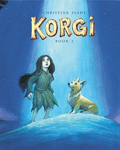 Korgi Book 2: The Cosmic Collector (Bk. 2)