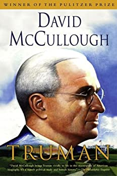 Truman 0671456547 Book Cover