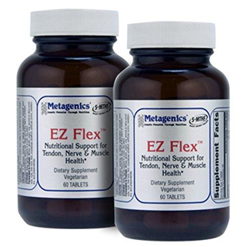 Metagenics EZ Flex 60 Tablets – TwinPak