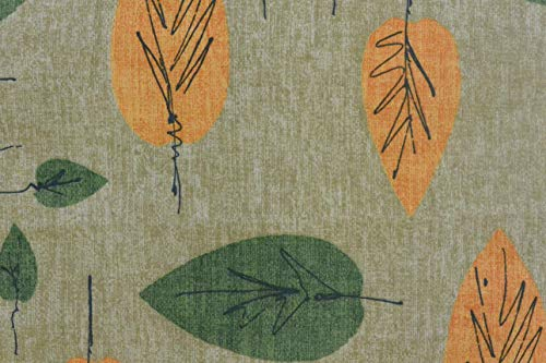 Prestige Furnishings Futon Cover - Premium Cotton Print Spring Time - Handmade in USA - Queen (60