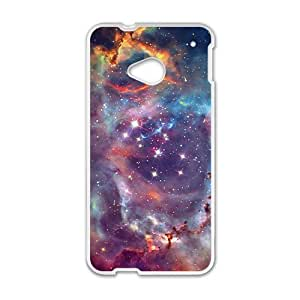Happy Beautiful Star Cell Phone Case for HTC One M7