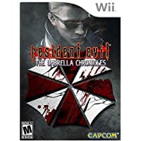 Resident Evil: The Umbrella Chronicles - Nintendo Wii - Standard Edition